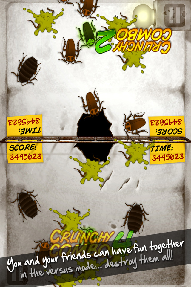 Screenshot Roach n Roll FREE